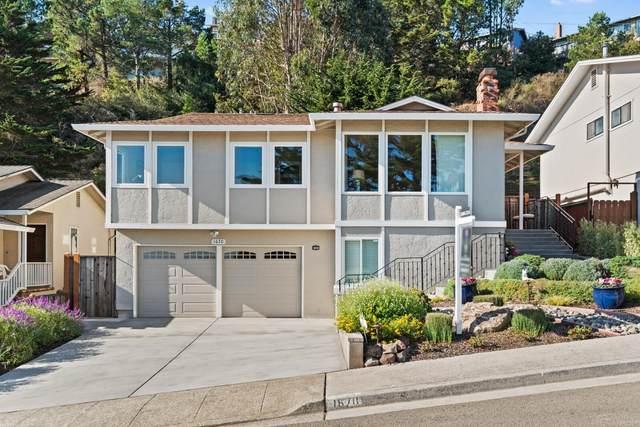 1670 Monterey Dr, San Bruno, CA 94066 (#ML81816696) :: Strock Real Estate