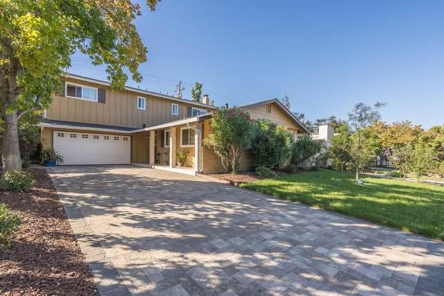 1231 Rembrandt Dr, Sunnyvale, CA 94087 (#ML81816728) :: Intero Real Estate