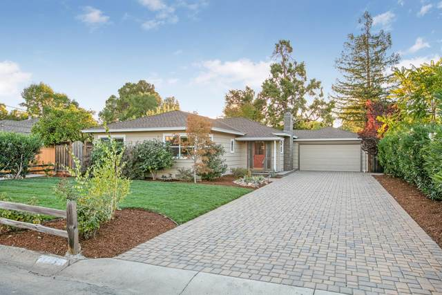 1135 Normandy Dr, Campbell, CA 95008 (#ML81816760) :: The Realty Society
