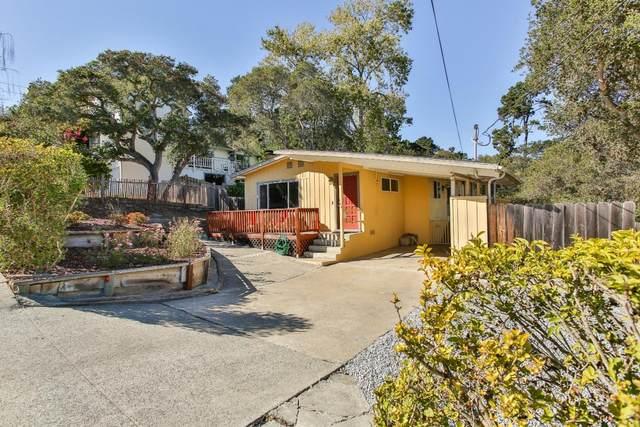 164 Via Gayuba, Monterey, CA 93940 (#ML81816835) :: The Goss Real Estate Group, Keller Williams Bay Area Estates