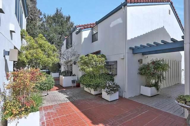 731 Chestnut St 113, San Carlos, CA 94070 (#ML81816878) :: The Realty Society