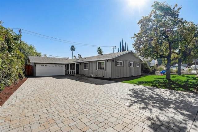 242 Mattson Ave, Los Gatos, CA 95032 (#ML81816879) :: Robert Balina | Synergize Realty