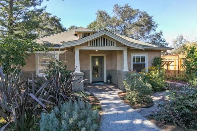 116 Sunnyside Ave, Santa Cruz, CA 95062 (#ML81816909) :: The Realty Society
