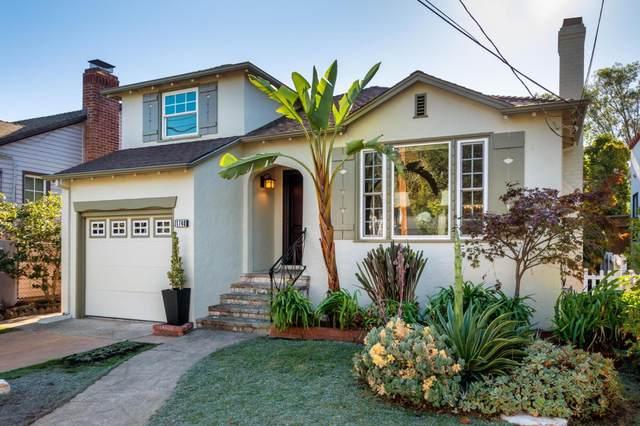 1740 Palm Ave, San Mateo, CA 94402 (#ML81816938) :: Strock Real Estate