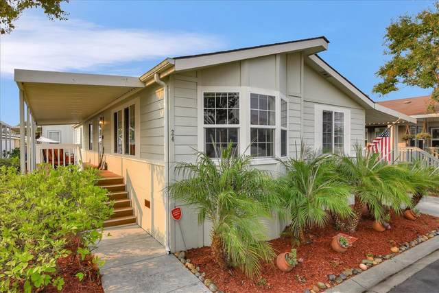 24 Timber Cove 24, Campbell, CA 95008 (#ML81816952) :: Intero Real Estate