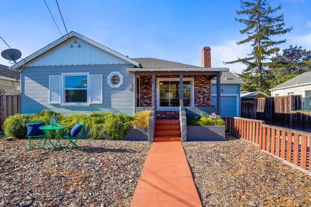 818 Hudson St, Redwood City, CA 94061 (#ML81816955) :: Intero Real Estate