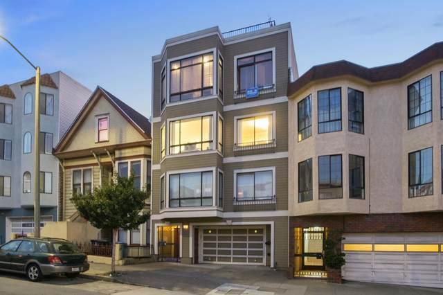 455 25th Ave 2, San Francisco, CA 94121 (#ML81816964) :: Strock Real Estate