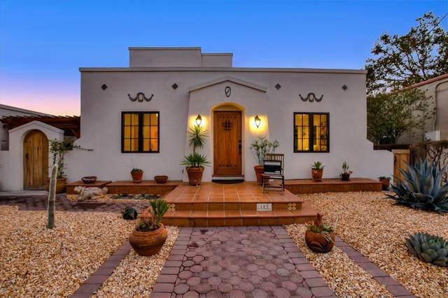 185 N Buena Vista Ave, San Jose, CA 95126 (#ML81816987) :: Intero Real Estate