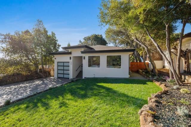 406 Alameda De Las Pulgas, Belmont, CA 94002 (#ML81816993) :: Intero Real Estate