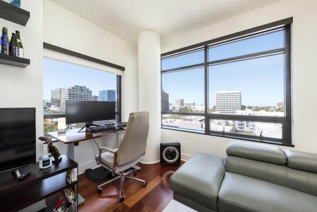 88 E San Fernando St 810, San Jose, CA 95113 (#ML81817000) :: Intero Real Estate