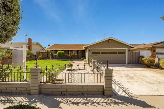 1895 Kilchoan Way, San Jose, CA 95122 (#ML81817002) :: Strock Real Estate