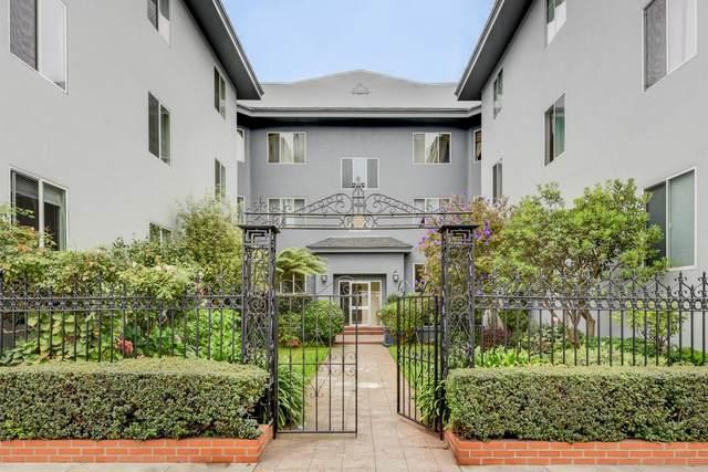 105 Palm Ave 7, San Francisco, CA 94118 (#ML81817006) :: The Kulda Real Estate Group
