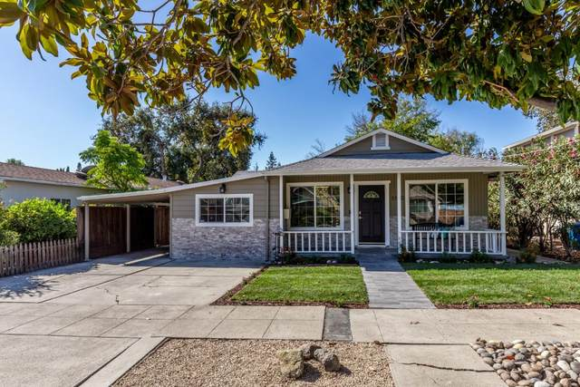 1130 Saint Francis St, Redwood City, CA 94061 (#ML81817008) :: Intero Real Estate