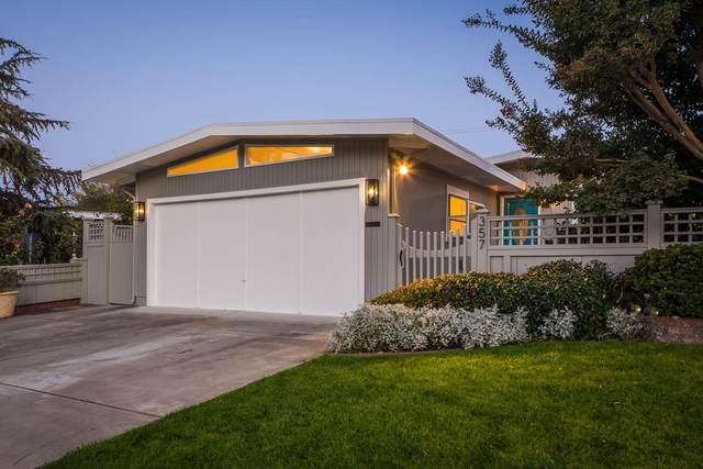 357 Ruth Ave, Mountain View, CA 94043 (#ML81817015) :: Intero Real Estate