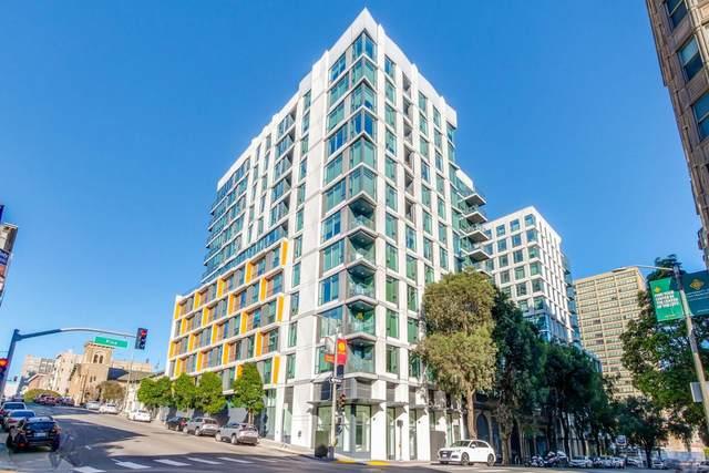 1688 Pine St W908, San Francisco, CA 94109 (#ML81817028) :: The Sean Cooper Real Estate Group