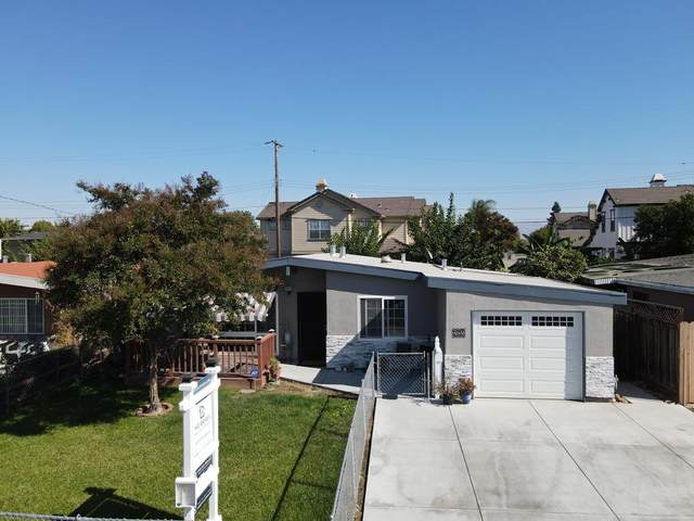 1935 Jackson St, Santa Clara, CA 95050 (#ML81817044) :: Intero Real Estate