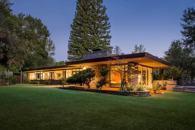 161 Eleanor Dr, Woodside, CA 94062 (#ML81817077) :: The Goss Real Estate Group, Keller Williams Bay Area Estates
