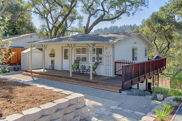 131 Sunridge Dr, Scotts Valley, CA 95066 (#ML81817101) :: Schneider Estates