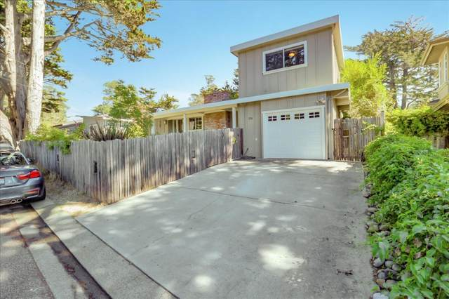 326 Loyola Dr, Aptos, CA 95003 (#ML81817103) :: Schneider Estates