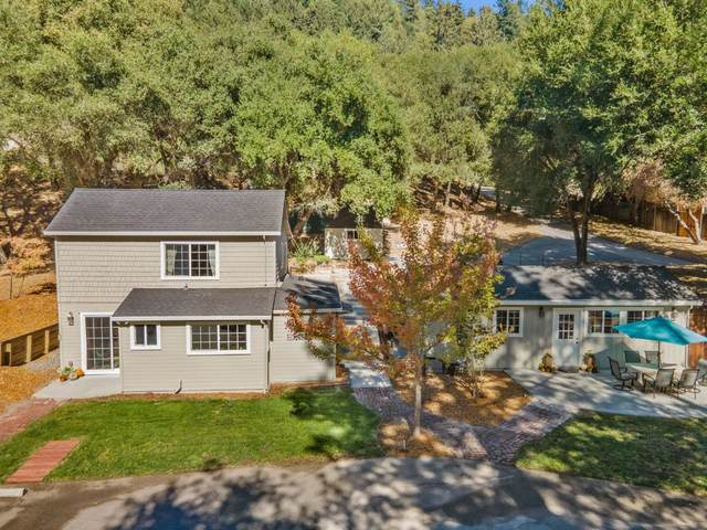 247 Geyer Rd, Scotts Valley, CA 95066 (#ML81817109) :: Schneider Estates