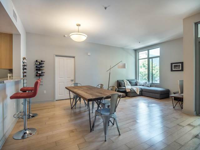 25 S 3rd St 207, San Jose, CA 95113 (#ML81817137) :: The Realty Society