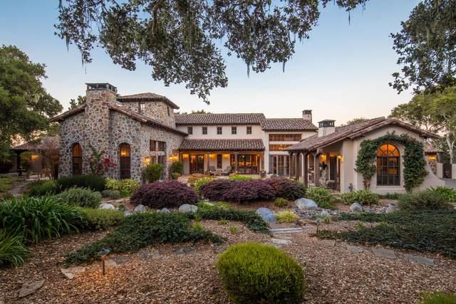 7574 Paseo Vis, Monterey, CA 93940 (#ML81817140) :: The Goss Real Estate Group, Keller Williams Bay Area Estates