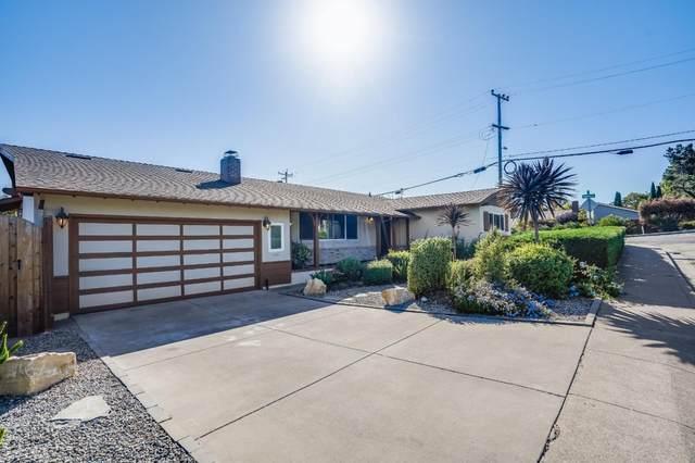 2699 Yosemite Dr, Belmont, CA 94002 (#ML81817146) :: Strock Real Estate