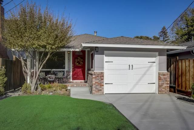 305 Rutherford Ave, Redwood City, CA 94061 (#ML81817147) :: The Kulda Real Estate Group