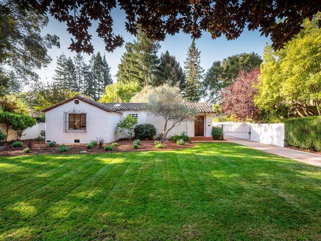 1928 Cowper St, Palo Alto, CA 94301 (#ML81817153) :: Olga Golovko