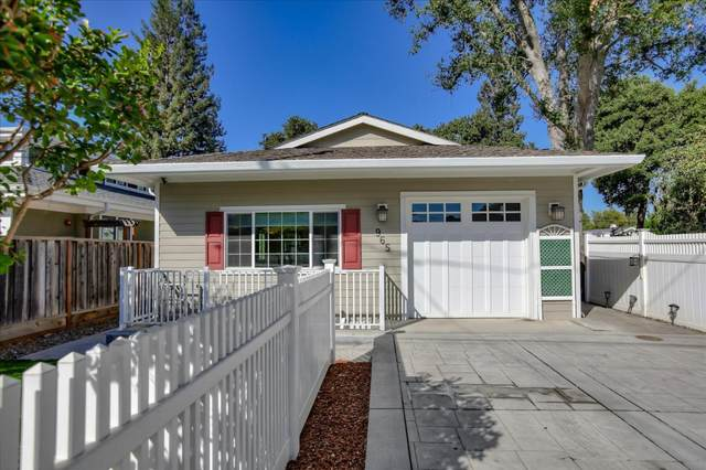 965 Loraine Ave, Los Altos, CA 94024 (#ML81817165) :: Intero Real Estate