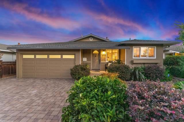 1038 Fiesta Dr, San Mateo, CA 94403 (#ML81817168) :: The Goss Real Estate Group, Keller Williams Bay Area Estates