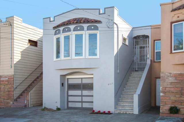 407 Munich St, San Francisco, CA 94112 (#ML81817256) :: The Realty Society