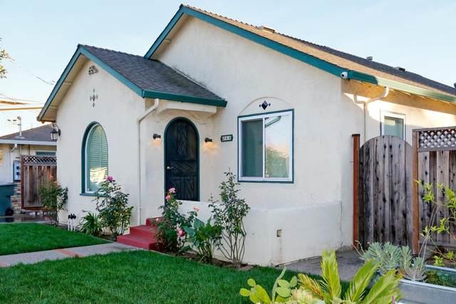 340 Angel Ave, Sunnyvale, CA 94086 (#ML81817258) :: Intero Real Estate