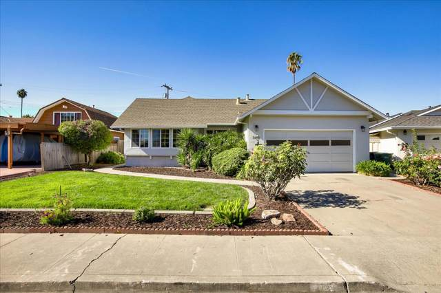 2130 Fordham Dr, Santa Clara, CA 95051 (#ML81817266) :: Intero Real Estate
