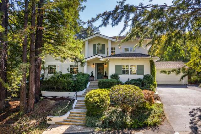 601 Chiltern Rd, Hillsborough, CA 94010 (#ML81817290) :: Robert Balina | Synergize Realty