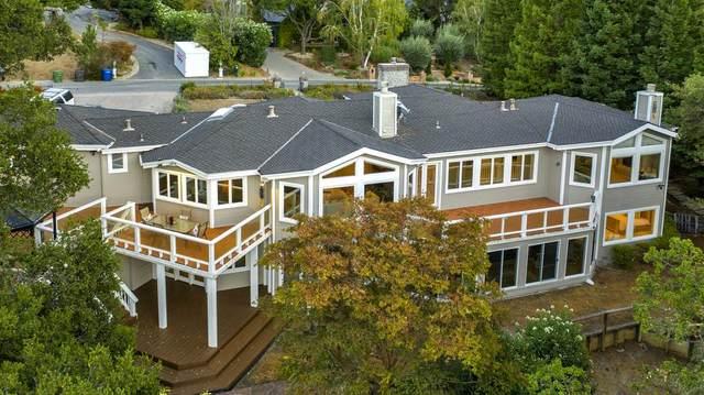 21518 Saratoga Heights Dr, Saratoga, CA 95070 (#ML81817308) :: Strock Real Estate