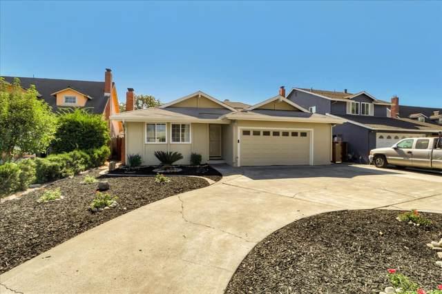 240 Blossom Hill Rd, San Jose, CA 95123 (#ML81817316) :: Intero Real Estate