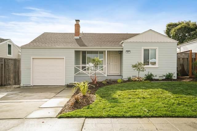 821 Reid Ave, San Bruno, CA 94066 (#ML81817322) :: Intero Real Estate