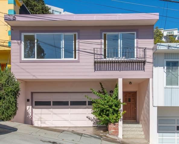 236 Los Palmos Dr, San Francisco, CA 94127 (#ML81817353) :: Strock Real Estate