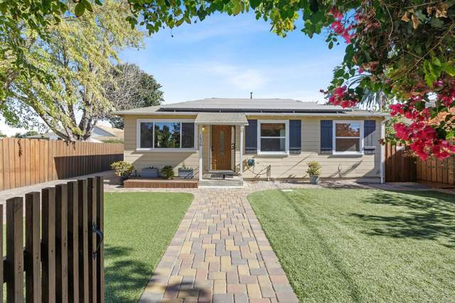 1020 8th Ave, Redwood City, CA 94063 (#ML81817378) :: The Realty Society