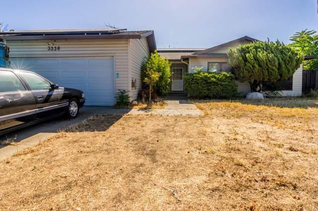 3336 Fawn Dr, San Jose, CA 95124 (#ML81817379) :: Strock Real Estate