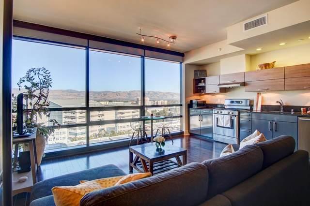 88 E San Fernando St 1406, San Jose, CA 95113 (#ML81817380) :: Schneider Estates