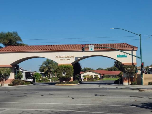 1085 Tasman 788, Sunnyvale, CA 94089 (#ML81817404) :: Intero Real Estate