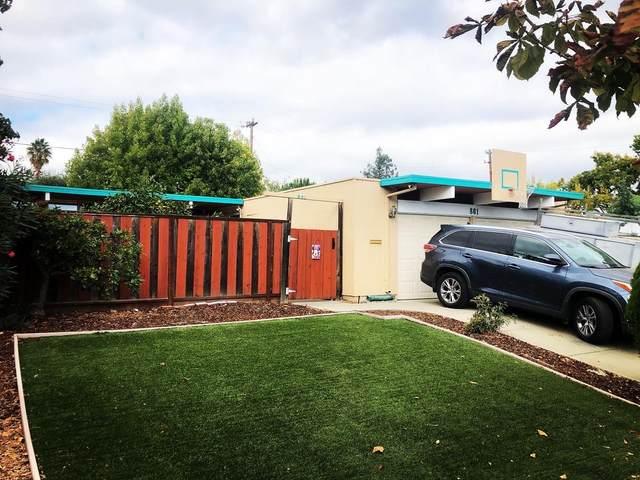 861 Brookgrove Lane, Cupertino, CA 95014 (#ML81817444) :: Intero Real Estate