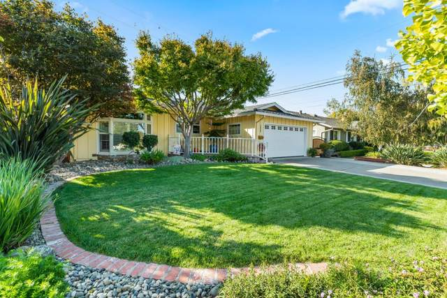 3839 Woodford Dr, San Jose, CA 95124 (#ML81817448) :: Strock Real Estate