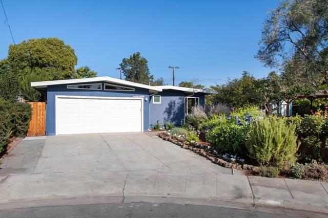 2539 Mardell Way, Mountain View, CA 94043 (#ML81817460) :: Intero Real Estate