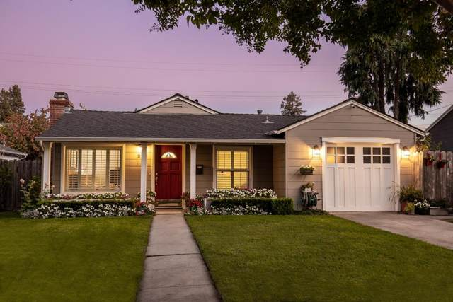 236 E St, Redwood City, CA 94063 (#ML81817461) :: The Goss Real Estate Group, Keller Williams Bay Area Estates