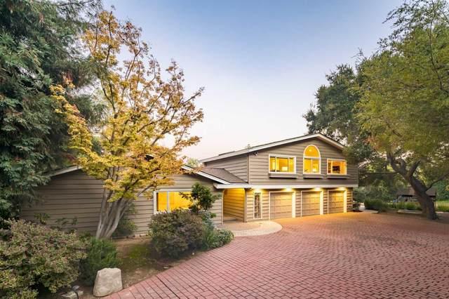 12720 Dianne Dr, Los Altos Hills, CA 94022 (#ML81817488) :: Olga Golovko