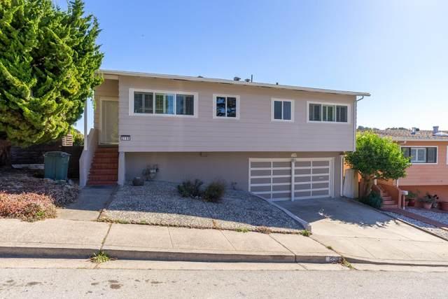 2190 Pinecrest Dr, San Bruno, CA 94066 (#ML81817489) :: Intero Real Estate