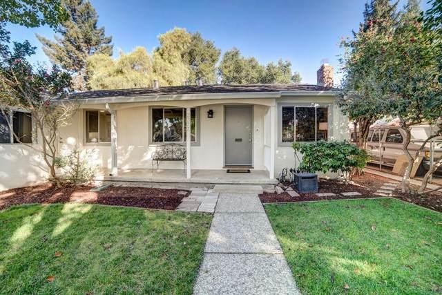 2377 Kenwood Ave, San Jose, CA 95128 (#ML81817507) :: The Kulda Real Estate Group